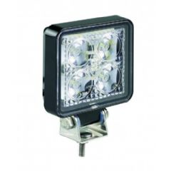Compact LED Square Work / Reverse Lamp - R23 Approved WEB086